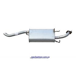 Глушитель задний Bosal на Шевроле Авео Седан Chevrolet Aveo T-250 Sedan SF69Y0-1201009 Фото 1