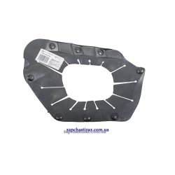 Брызговик рулевой тяги правый Ланос Сенс TF69Y0-3414208 Фото 1