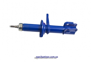 Амортизатор АГАТ передний Extra (синий) левый