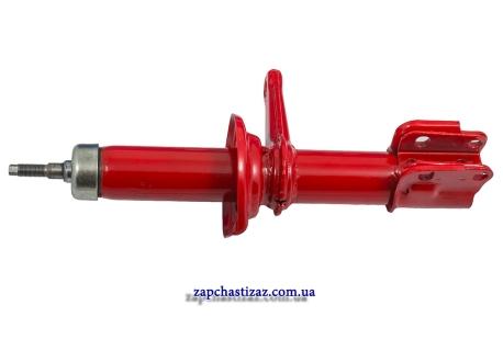 Амортизатор передний Таврия Славута левый в исполнении Спорт (красный). А511.2905007