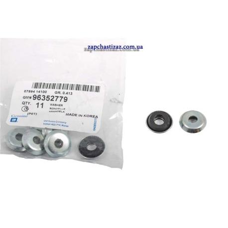 Шайба для крепления металлической клапанной крышки 1.6 Ланос, Нубира. 96352779