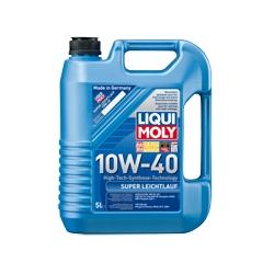 Масло Liqui Moly SAE 10W-40 SUPER LEICHTLAUF 5л