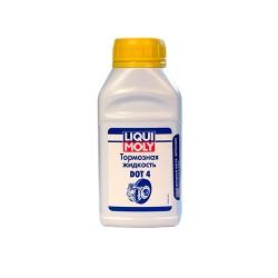 Гальмівна рідина DOT-4 Liqui Moly 0.25л