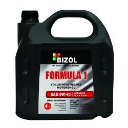 Масло BIZOL Protect 0W-40 4 л