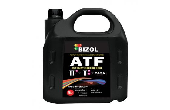 Масло трансмиссионное BIZOL ATF 5л