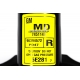 Амортизатор GM передний правый газ Лачетти 96407820 Фото 3 96394572