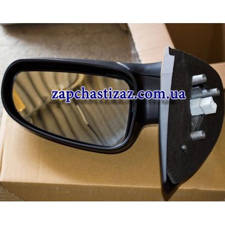 Зеркало наружное правое механическое с подогревом на Шевроле Авео Chevrolet Aveo T-200 T-255 96543119