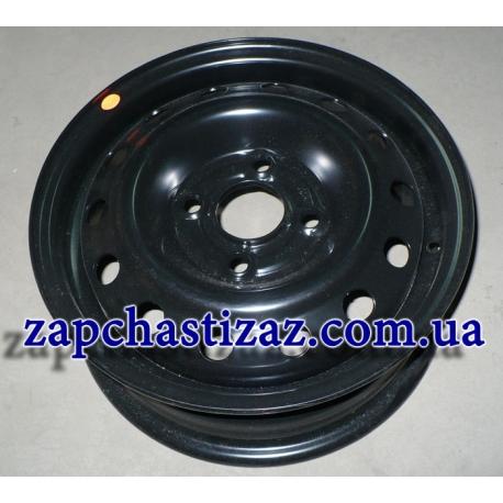 Диск стальной колеса R-13 (13-ый радиус) на Шевроле Авео Chevrolet Aveo 96534921 Фото 1 96534921
