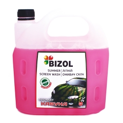 Омыватель стекла летний аромат арбуза 4л BIZOL