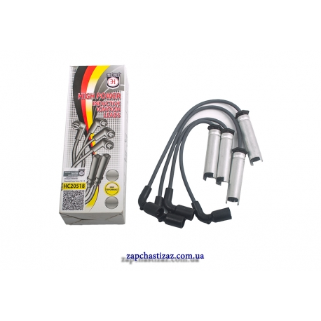 Провода высоковольтные HORT Ланос Авео 1.5. HC20518 Фото 1 HC20518
