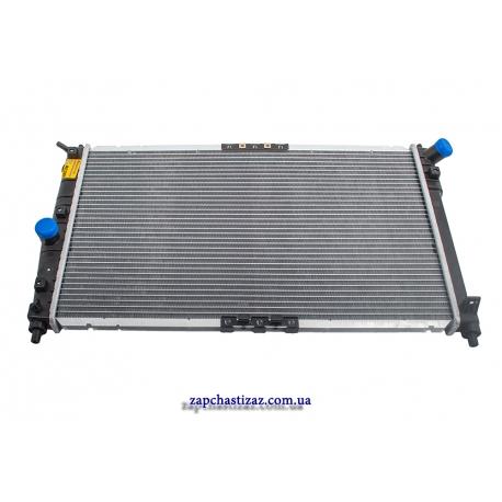 Радиатор охлаждения с кондиционером Ланос HOLA. RC368 Фото 1 RC368