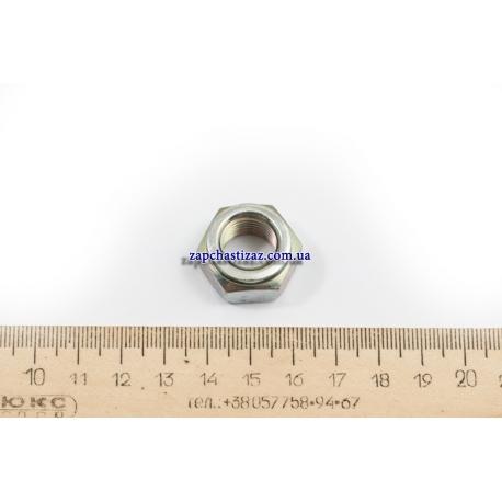 Гайка, болта продольного, переднего рычага Ланос. 94515064 GM Фото 1 94515064