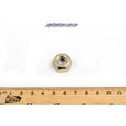 Гайка стопорная заднего амортизатора Ланос. 94515380 OE Фото 1