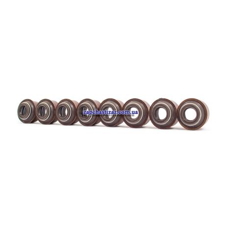 Манжеты (сальники) клапанов Ланос 1.5 94580655 Фото 1 94580655