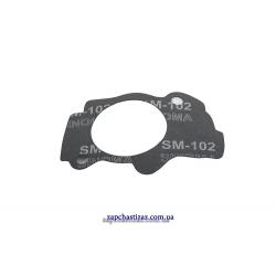 Прокладка дроссельной заслонки нового образца Ланос Shinkum 96353141 SK Фото 1