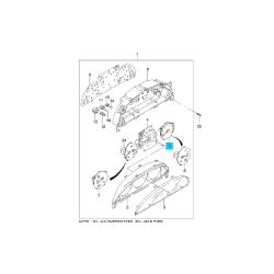 Тахометр (датчик оборотов) щитка приборов GM