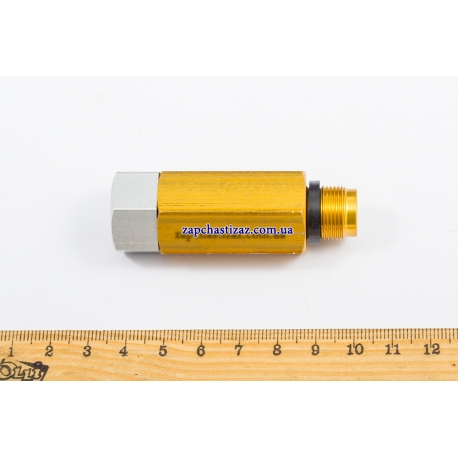 Штуцер (клапан регулировки давления) главного тормозного цилиндра Ланос GM. 3488967