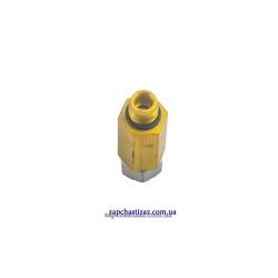 Штуцер (клапан регул.давл.) главного тормозного цилиндра Ланос без ABS.