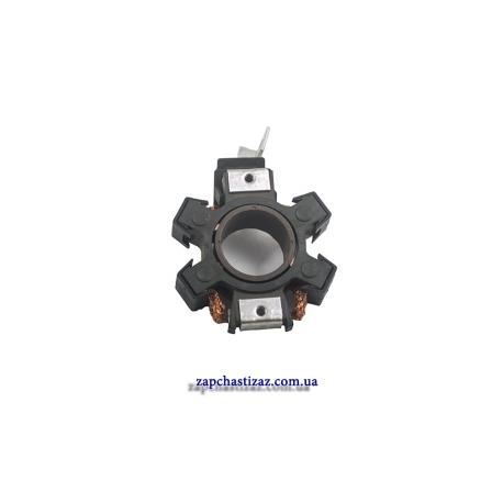 Щёткодержатель стартера Ланос для стартера моторов 1.5 (0,8 кВТ). 93740997 GM 93740997 GM