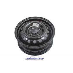 Диск колёсный R13 ЗАЗ чёрный Ланос Сенс t1301-3101015-02 Фото 1