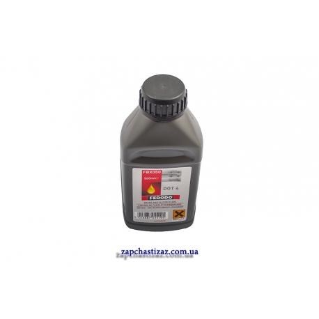 Тормозная жидкость DOT-4 FERODO 0,5л FBX050 Фото 1 FBX050
