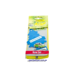 Освежитель воздуха ёлка (ароматиз.) Zollex аромат новой машины
