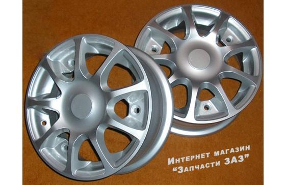 литые легкосплавные диски на автомобили таврия ЗАЗ 1102 славута ЗАЗ 1103,