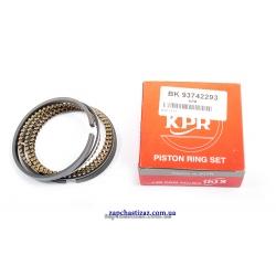Кільця поршневі Ланос 1.5 стандарт KPR