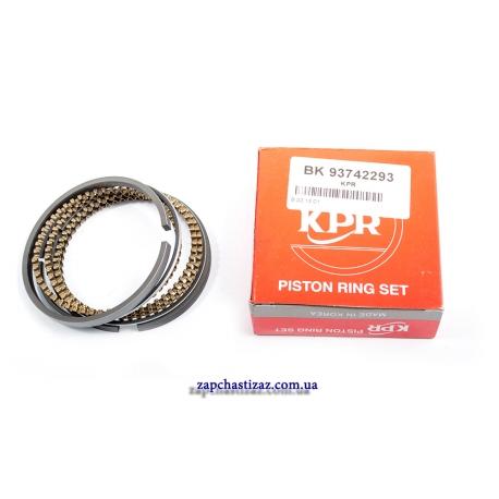 Кольца поршневые Ланос 1.5 стандарт KPR 93742293 KPR Фото 1 93742293 KPR