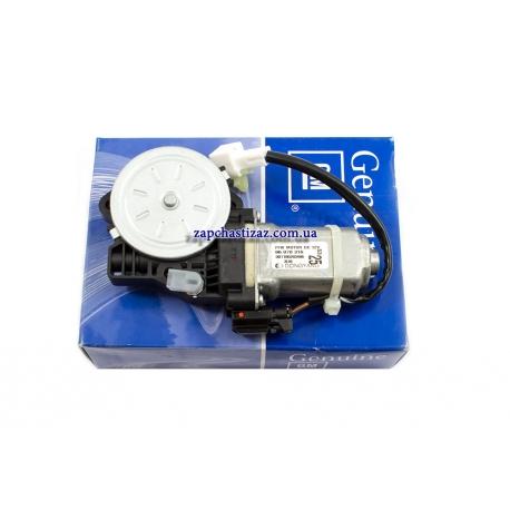Двигатель стеклоподъемника переднего левого Авео Т-250/255 GM. 96870316 GM 96652141 96870316