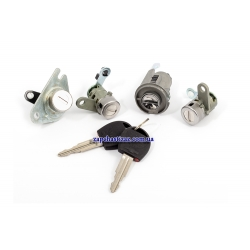 Замки с ключами к-т Авео T200 хетчбэк Т255 GM