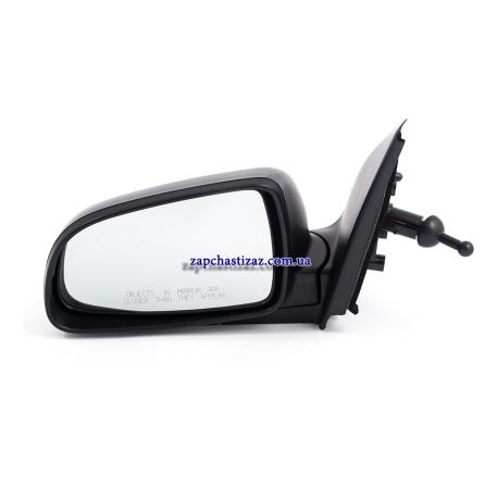 Зеркало наружное левое механическое Авео T-250 GM. 96648491 GM Фото 1 96648491 GM