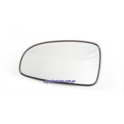 Зеркальный элемент для левого зеркала с эл.регул. без подогр. Авео T200/255 GM