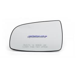 Зеркальный элемент для левого зеркала без подогрева Авео T250/255 OE