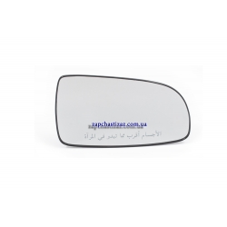 Стекло правого зеркала с электроподогревом Авео T250 GM 96800786 GM Фото 1