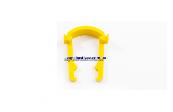Фиксатор (защёлка) топливопровода Авео Лачетти GM (жёлтый)