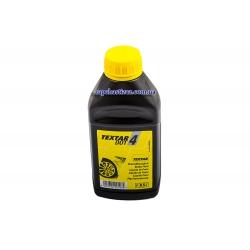 Гальмівна рідина DOT-4 TEXTAR 0.5л