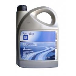 Масло GM Dexos2 5W-30 синтетическое. 5W-30 GM 5L Фото 1