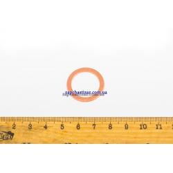 Шайба пробки поддона мотора медная Таврия Славута Сенс 965-1701286 Фото 1
