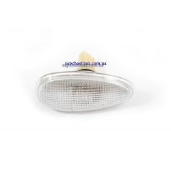Повторитель поворота на крыло Сенс Ланос белый АЭА 25.3.04.25 Фото 1