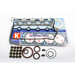 Прокладки комплект Ланос 1.6 KoreaStar