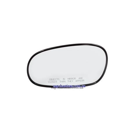 Зеркальный элемент нового образца левый без подогрева Ланос Сенс Фото 1 96227725-05