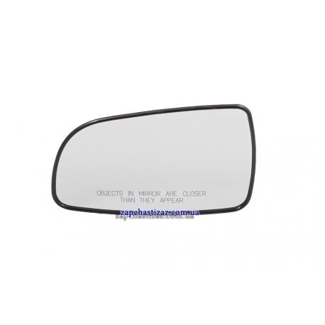 Зеркальный элемент для левого зеркала с повторителем поворота Ланос Сенс Вида 96273267-66