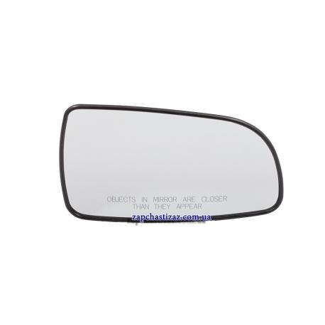 Зеркальный элемент для правого зеркала с повторителем поворота ЗАЗ Вида, Сенс, Ланос 96273265-66