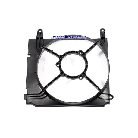 Диффузор основного вентилятора Ланос с кондиционером PM EU03005 PM Фото 1 EU03005 PM