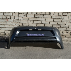 Бампер (накладка) задний Форза седан с партроником