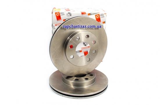 Передний тормозной диск Ланос Сенс 13 дюймов FE DDF151 Фото 1