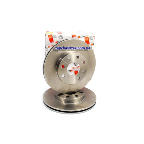 Передний тормозной диск Ланос Сенс 13 дюймов FE DDF151 Фото 1 DDF151