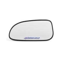 Стекло зеркала левое электрическое с подогревом (стандартное) Лачетти GM