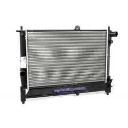 Основной радиатор охлаждения Ланос 1500 и 1600 для моделей без кондиционера